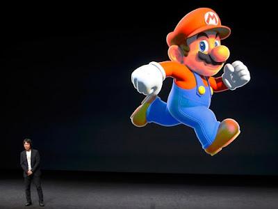 Nintendo anuncia Super Mario para iPhone