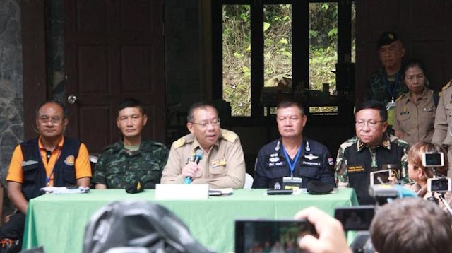 Зниклих у печері Таїланду школярів після дев'яти днів пошуків знайшли живими
