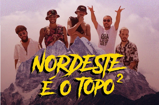 NORDESTE É O TOPO #2 - Andrézão GDS, Atalaia, Peter, Fidel & SH (prod. Caos Beats)