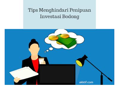 3 Tips Menghindari Penipuan Investasi Bodong