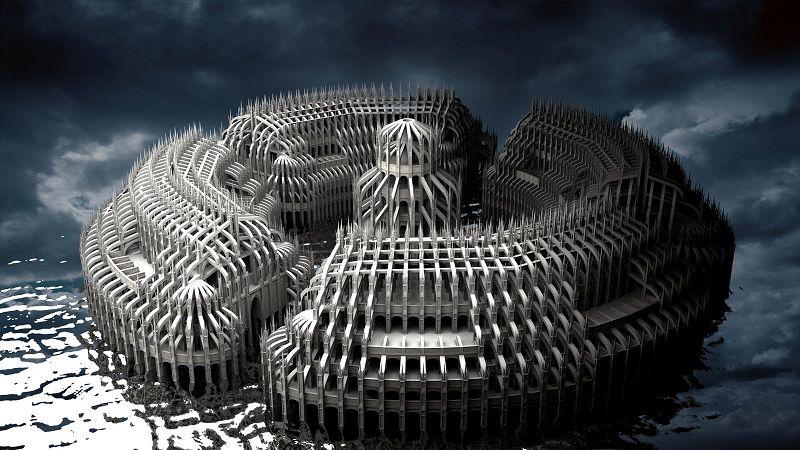 Ciberest tica ciberest tica y arquitectura virtual for Arquitectura virtual