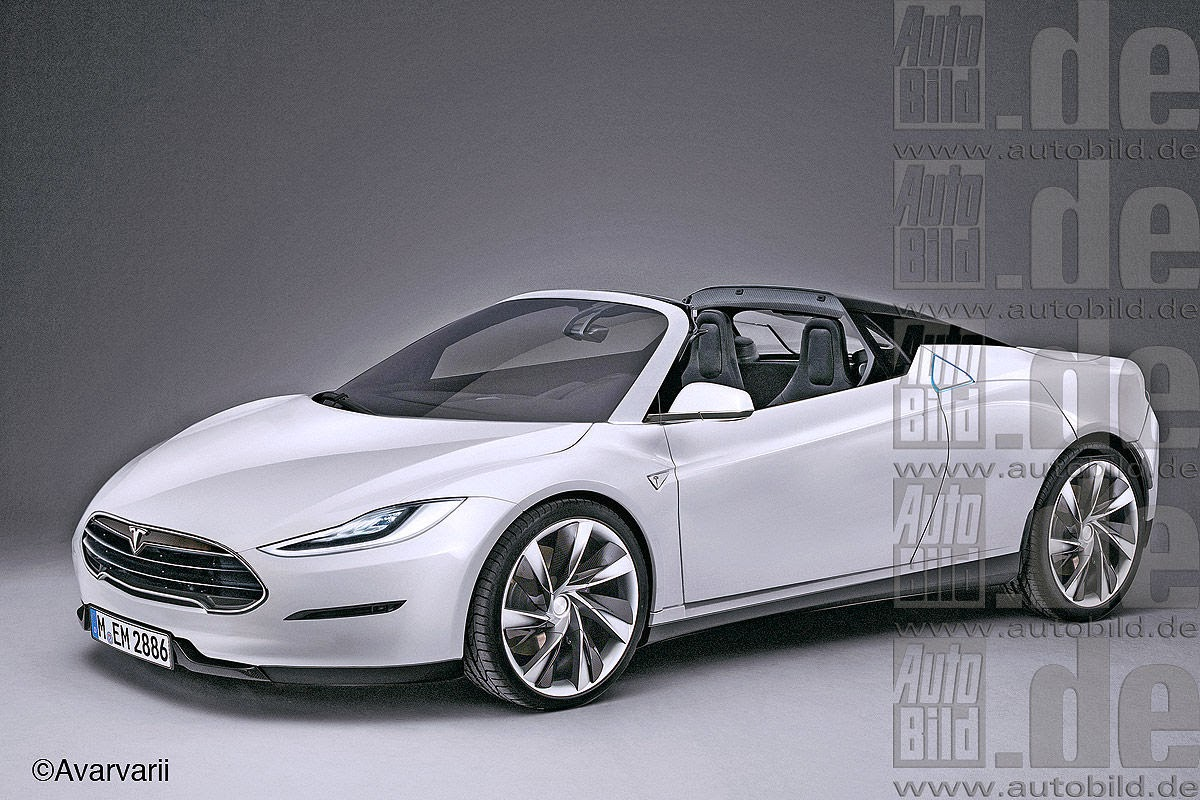 New Tesla Roadster Coming In 2017