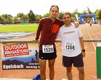 Atletismo Aranjuez Alemania
