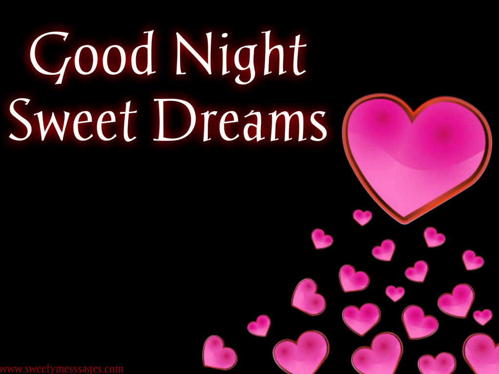 Sweet Dreams My Love Beautiful Messages