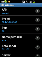 cara internet gratis telkomsel android