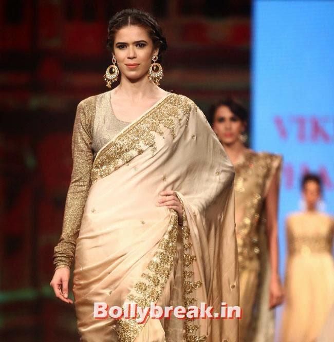Sucheta Sharma, Beautiful Bhagyashree, Gauhar, Tara, Perizad, Divya at Cancer Fundraiser Fashion Show