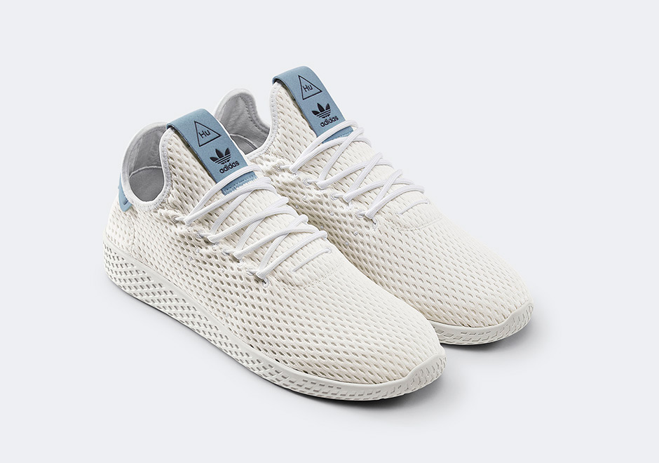finest selection be0e2 67185 You can see more imagery of below and shop the adidas x Pharrell Williams  Tennis Hu here.