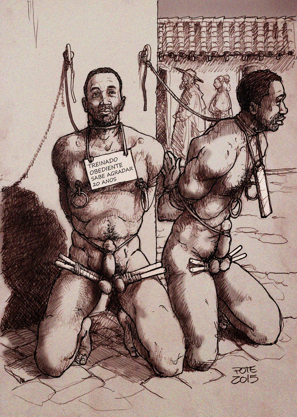 Male sex slave stories