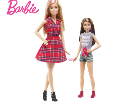 barbie doll roles