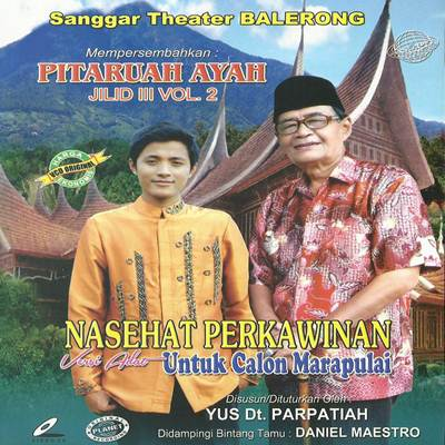 Download MP3 Balerong Group - Kepribadian Minang (Full Album)
