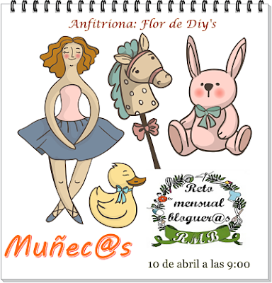 "Esther's RMB de Abril: ""Muñecos"""