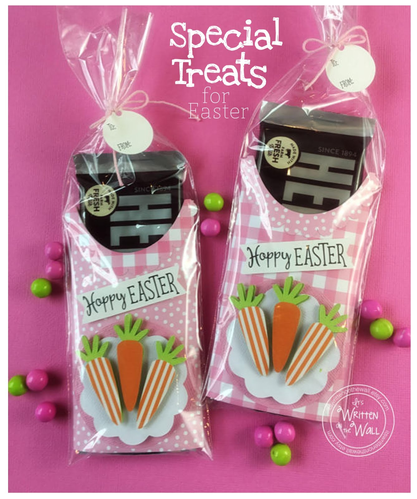 Easter Gifts-Candy Card