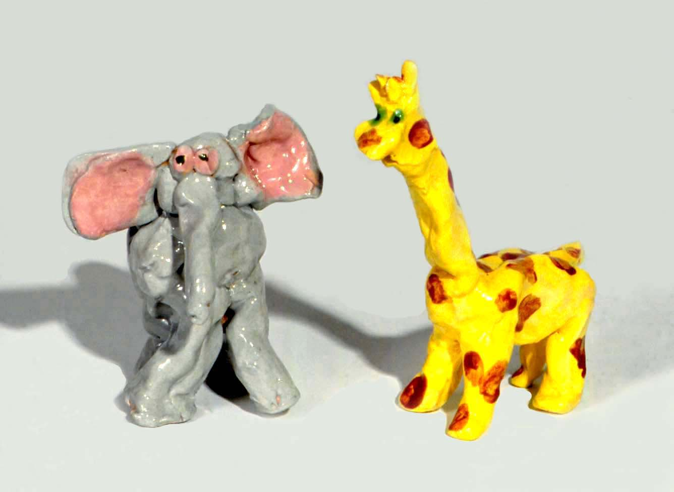 animal clay projects - photo #36
