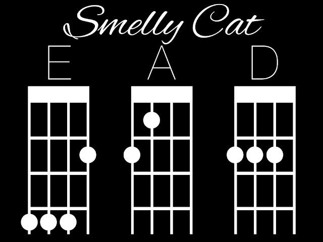 Smelly Cat Tutorial (Friends TV Show) - Bernadette Teaches Music