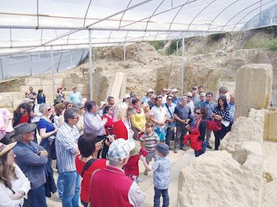 Μέτωπο για την ανασκαφή της Αρχαίας Θουρίας