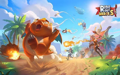 RideOutHeroes Mod Apk + Data Realm Royale