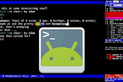 Download Terminal Emulator Version 1.0.70 APK