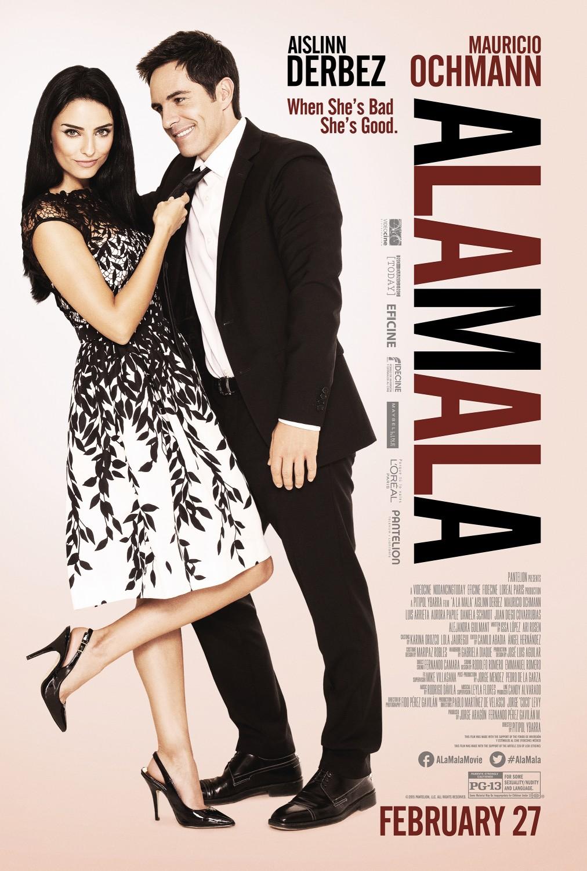 Nonton Film A La Mala (2015)