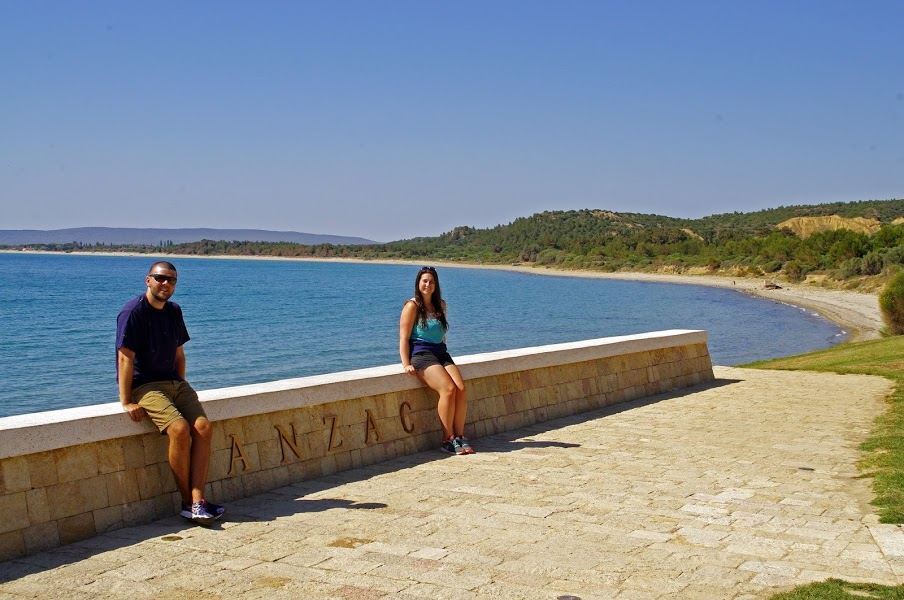 Anzac Cove Turkey