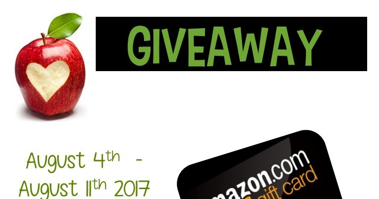 an apple for the teacher celebrate 2017 back to school season with a 100 amazon gift card giveaway. Black Bedroom Furniture Sets. Home Design Ideas
