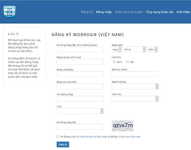 đăng ký mobrog
