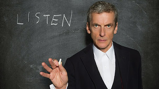 random thoughts of a plum: Weekly Review: Doctor Who; Listen
