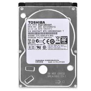 HARD DISK 2.5'' 500GB TOSHIBA