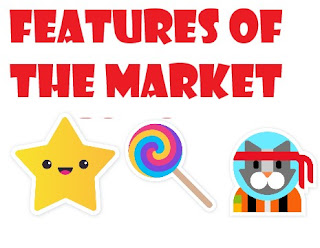 Features of the market economy