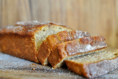 Low-Calorie Apple & Cinnamon Bread #lowcaloriesweetbread
