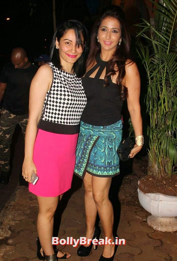 Manyata Dutt, Krishika Lulla, Varun, Yami, Shruti, Nargis Pics from Badlapur Movie Wrap up party
