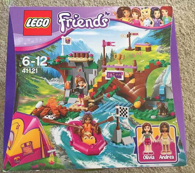 lego friends camping set