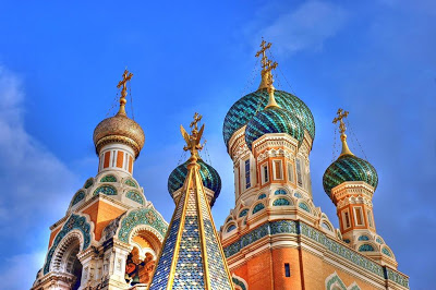 Ρωσία: Η άλλη Ευρώπη είναι εδώ