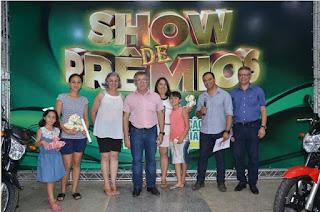 Conheça os ganhadores da campanha Show de Prêmios da Aciar