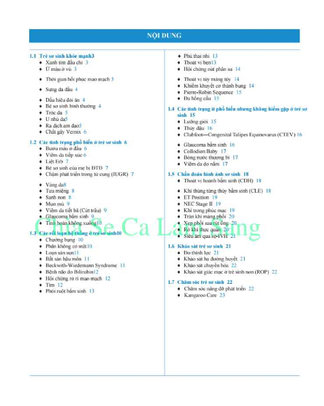 Trang 10 sach Atlas Bệnh học Nhi khoa