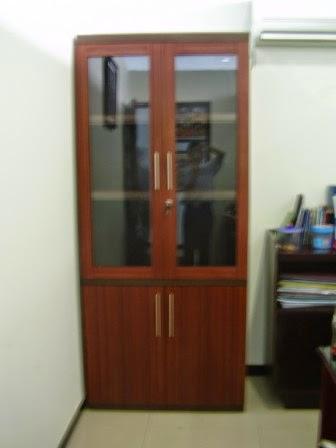 Foto Rak File / Lemari Dokumen / Lemari Arsip Tertutup - Custom Furniture Kantor Semarang