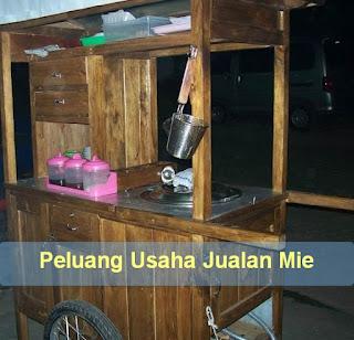 Usaha Jualan Mie Ayam