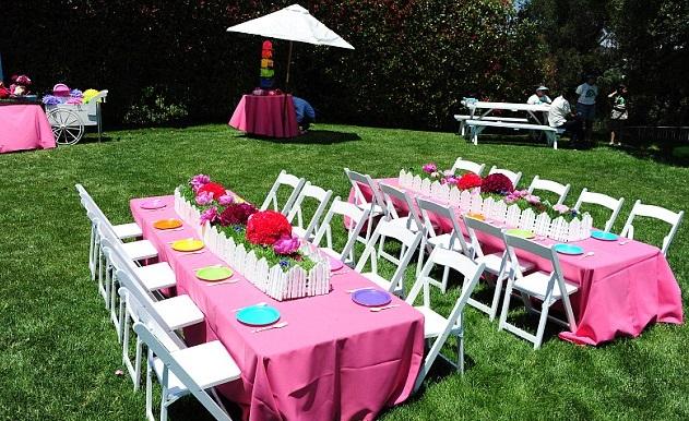 Come organizzare una super festa da mamma a mamma for Organizzare giardino