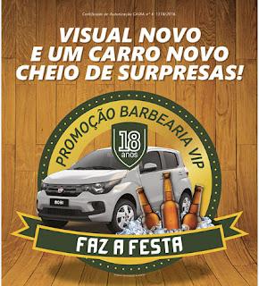 Promoção Barbearia VIP 2016 2017  Faz A Festa 18 Anos
