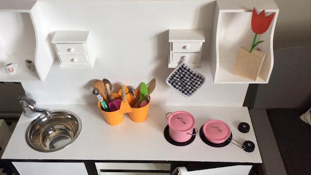 Kuchnia dla dziecka DIY - Czytaj dalej »