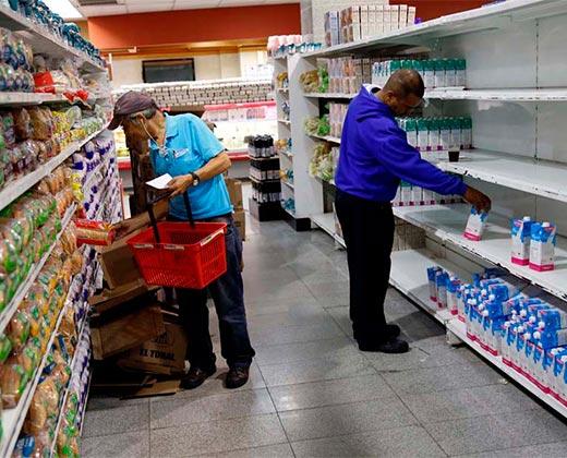 Canasta Alimentaria Familiar subió a 621.106,98 bolívares en enero