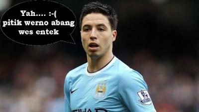 ekpresi lucu pemain sepak bola dunia