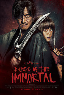 mugen no juunin: blade of the immortal affiche