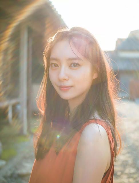 Yua Shinkawa 新川優愛 FLASH April 2018 Pictures