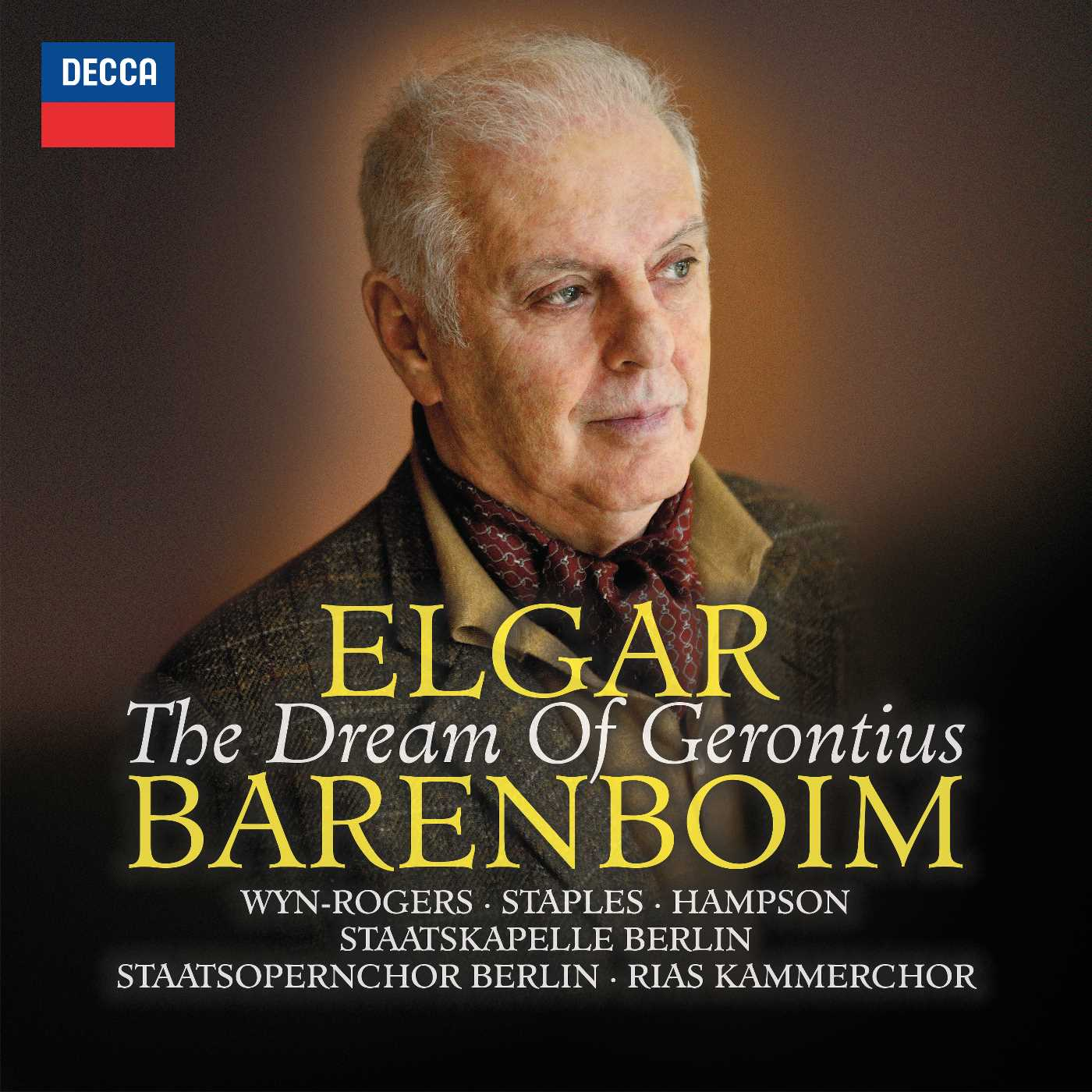 CD REVIEW: Sir Edward Elgar - THE DREAM OF GERONTIUS (DECCA 483 1585)