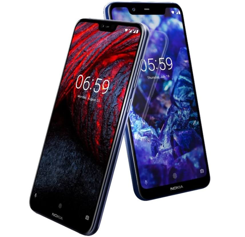 Nokia 5.1 Plus and Nokia 6.1 Plus Land in Philippines