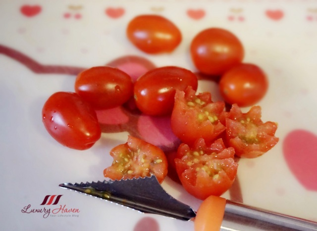 creative cherry tomato recipes food presentation