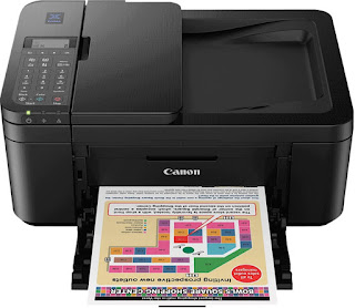 this multifunctional printer tin duplicate Canon PIXMA E4240 Drivers Download And Review
