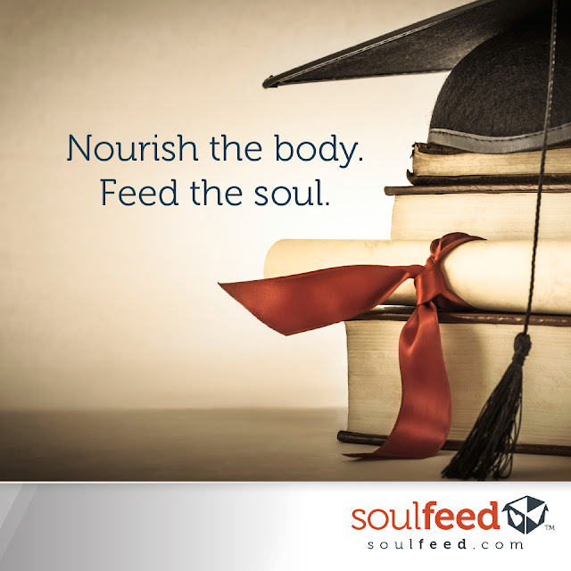 Nourish the body, feed the soul. Care packages #ad SoulFeed