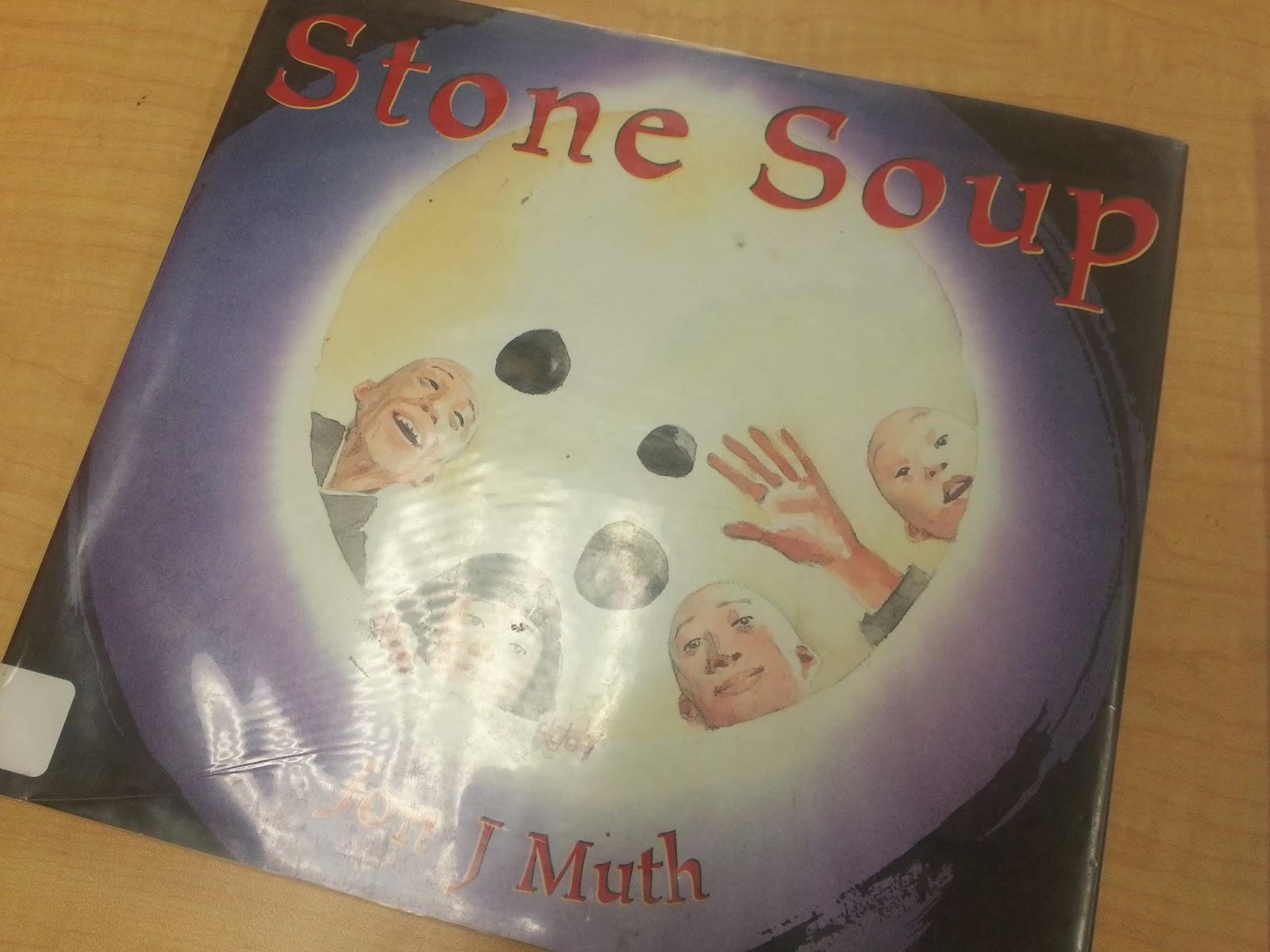 Second Grade Nest Stone Soup