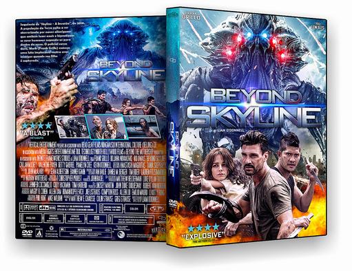 DVD – Beyond Skyline Além do Horizonte – ISO